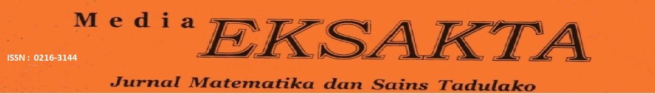 Media EKSAKTA ISSN 0216-3144